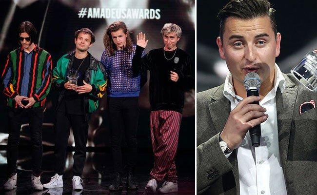 Die Amadeus-Genregewinner stehen für 2017 bereits fest.