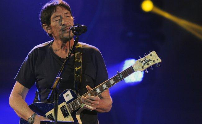 Chris Rea gastiert im November in der Wiener Stadthalle.