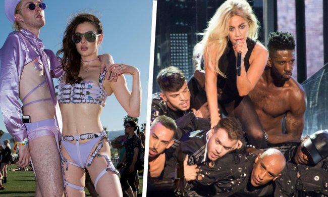 Lady GaGa begeisterte ihre Fans.