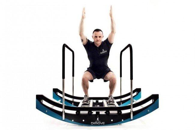 Zwei Probetrainings bei Dimove Fitness gewinnen