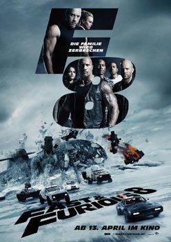 Fast & Furious 8 – Trailer und Kritik zum Film