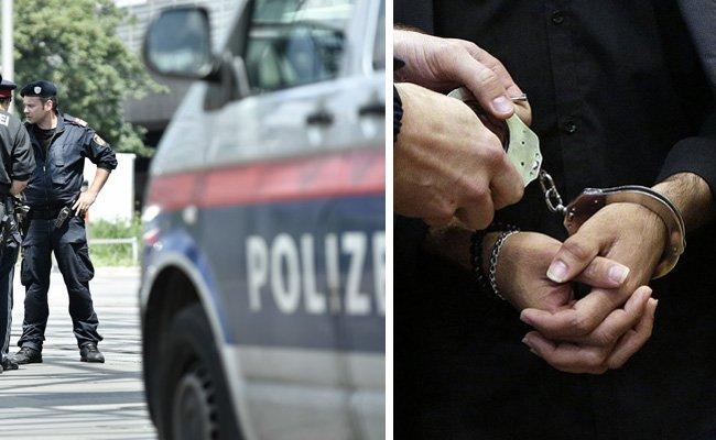 Die Polizisten vertrauten bei der Kontrolle auf ihren Instinkt.