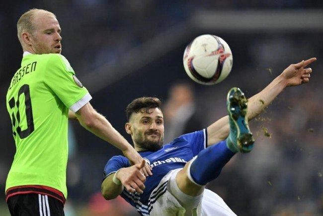 Hochspannung auf Schalke