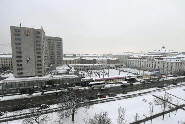 Heumarkt - Wiener Grüne lehnen Projekt knapp ab.