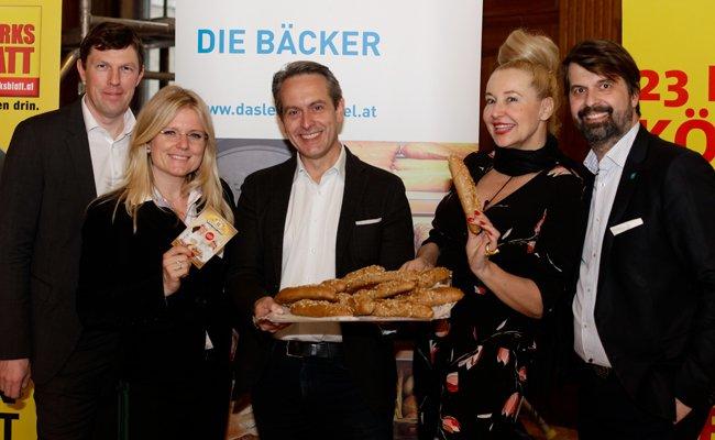 Am 29. April wird wieder Wiens Meisterbäcker ausgezeichnet.
