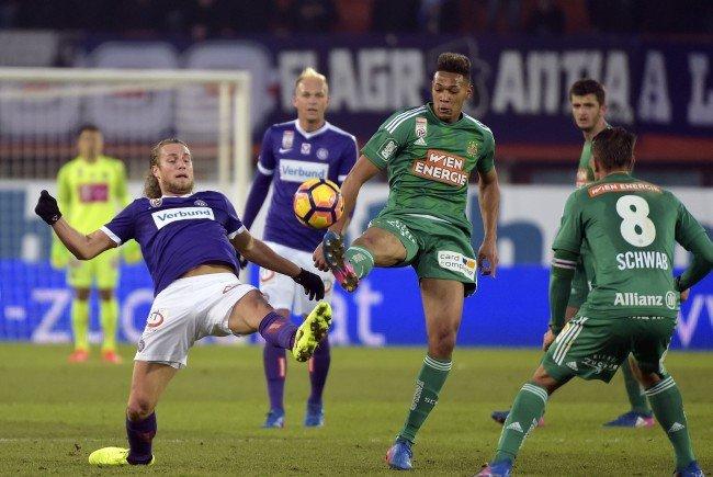Derby Time In Wien Rapid Empfangt Am Sonntagnachmittag Austria