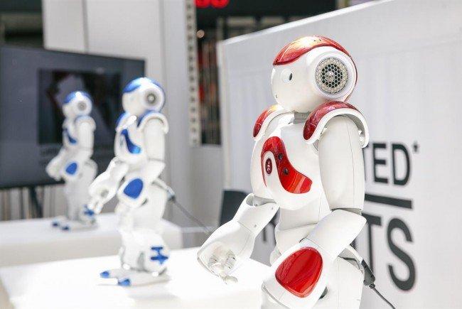 Die Roboter kommen ins Wiener Donauzentrum.