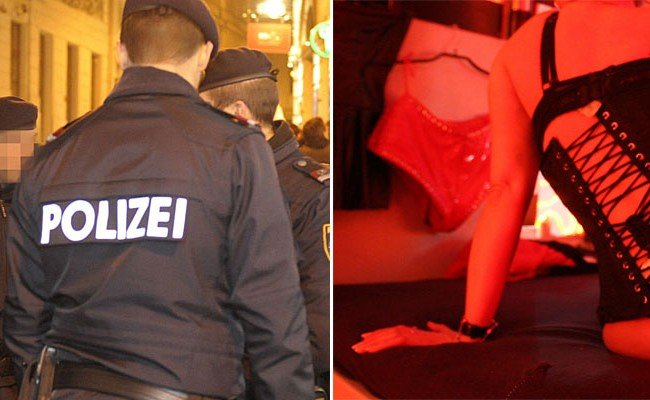 In Favoriten fanden illegale Sexpartys statt