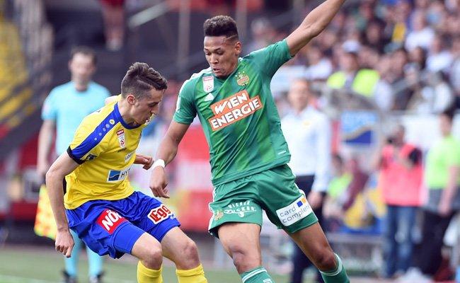 Rapid kämpft in St. Pölten um den Einzug ins Halbfinale des ÖFB-Cups.