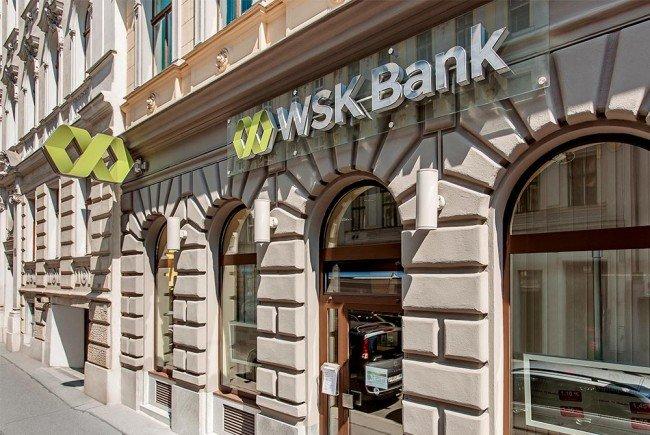 Die WSK Bank will weitere Filialen in Wien eröffnen.