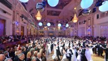 """Silvesterball 2017: """"The Perfect Moment in Time"""""""