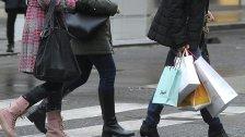 Kaufsucht: Rund sieben Prozent sind betroffen