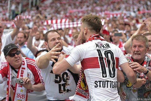 Hannover hat einen Fuß bereits in der Bundesliga-Tür