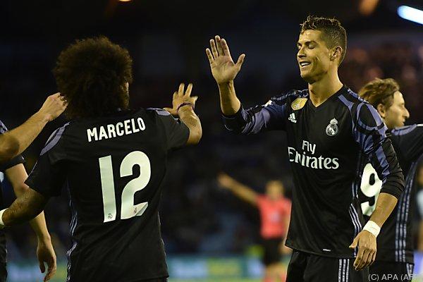 Ronaldo traf doppelt