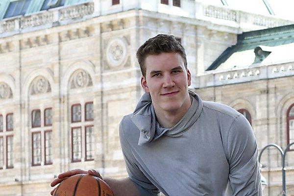 Österreichs NBA-Export im Moment auf Heimaturlaub