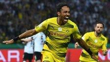 BVB besiegte Titelfluch - 2:1-Sieg im Pokalfinale