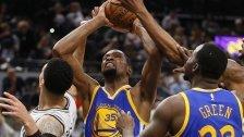 NBA: Mega-Rekord für die Golden State Warriors