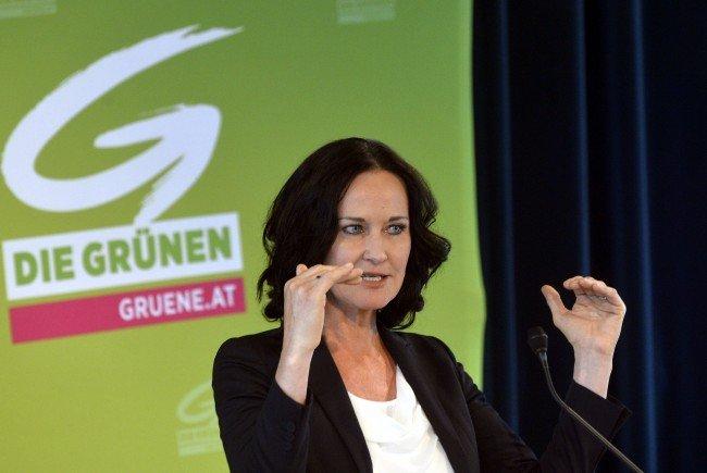 Grünen-Chefin Eva Glawischnig tritt zurück