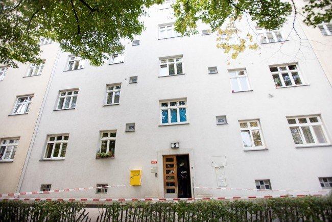53-jährige Frau erstochen: In diesem Haus geschah die Bluttat