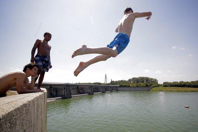 Erstmals gibt es in den nächsten Tagen sommerliche Hitze in Wien