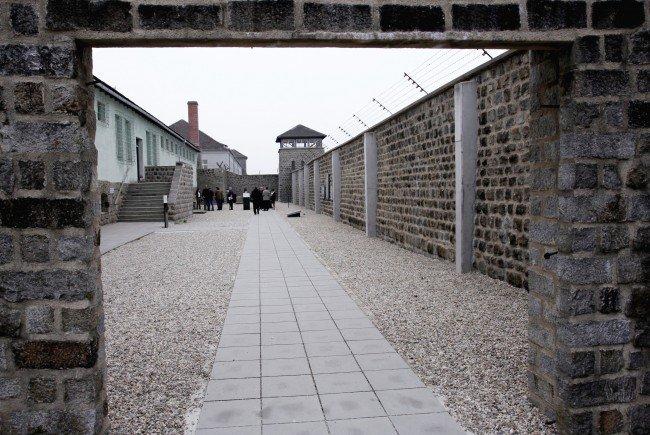 Das Mahnmal soll an die Deportationen von Wien aus in Konzentrationslager der Nazis erinnern.