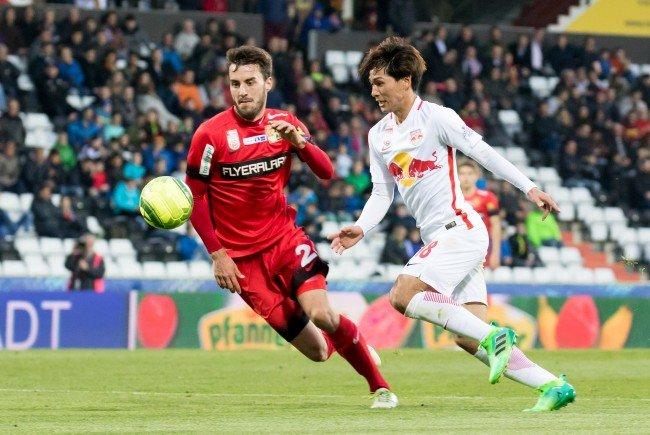 LIVE-Ticker zum Spiel Red Bull Salzburg gege FC Admira Wacker ab 18.30 Uhr.