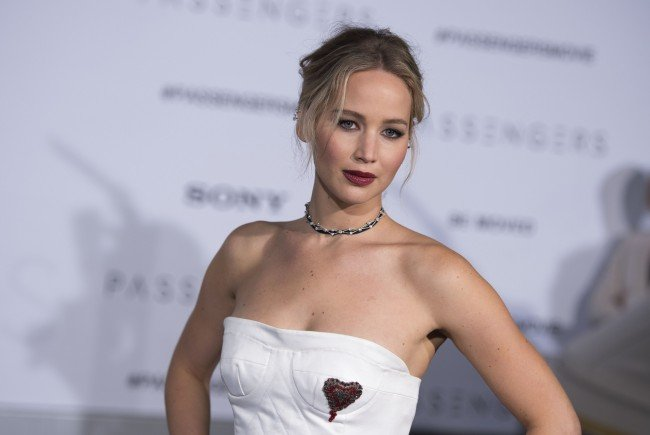 Jennifer Lawrence machte in Wien richtig Party