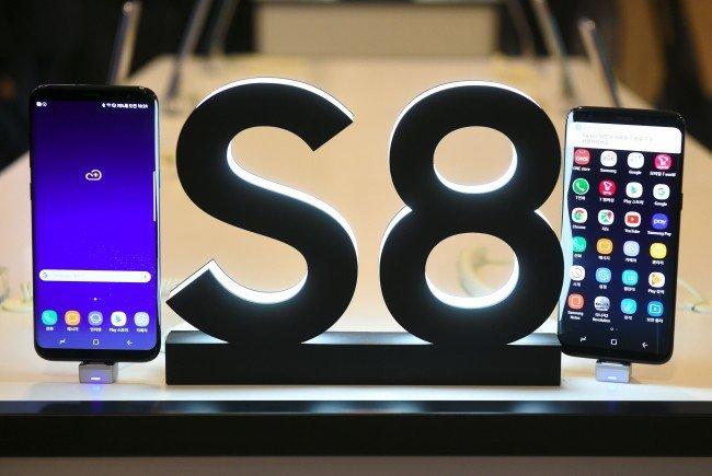 Nach dem Fiasko um das Galaxy S7 soll das neue Galaxy S8 Samsung wieder auf die Erfolgsspur führen.