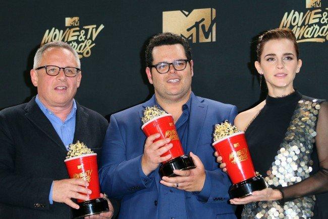 """""""Die Schöne und das Biest"""" räumte bei den MTV Movie Awards ab."""