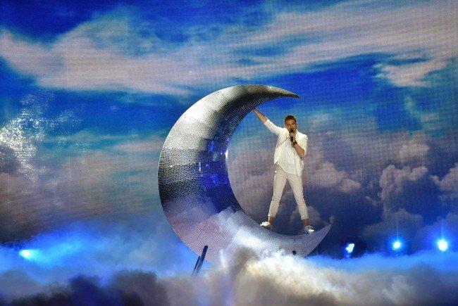 nathan trent eurovision