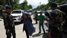 IS erobert erste Stadtauf den Philippinen