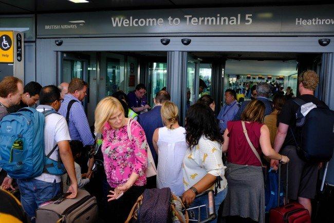 Großbritannien: Ausfall von IT-System führt zu Verspätungen bei British Airways