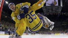 Schweden neuer Eishockey-Weltmeister