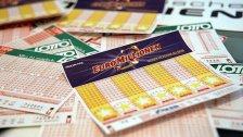 Euromillionen: Jackpot steigt auf 126 Millionen
