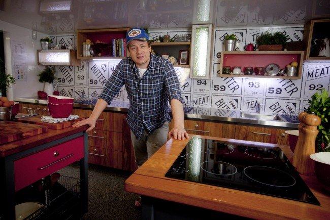 """Offenbar ist ein """"Jamie's Italian""""-Restaurant in der Wiener Innenstadt geplant."""