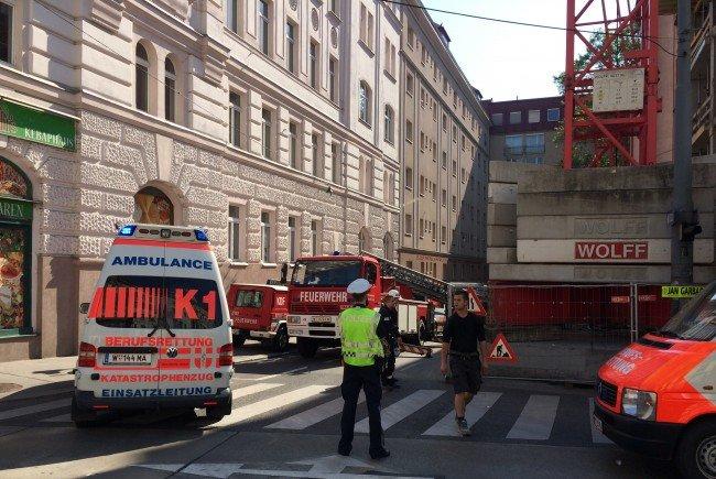 Jede Hilfe kam für den schwer verletzten Bauarbeiter zu spät