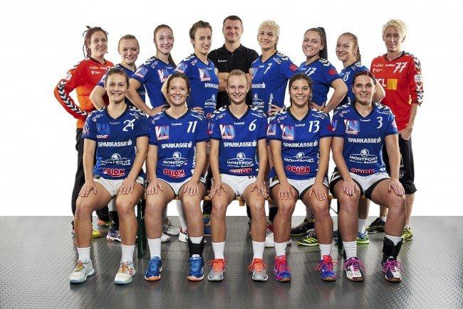 Feldkirchs Handballdamen hoffen auf Abschlusssieg