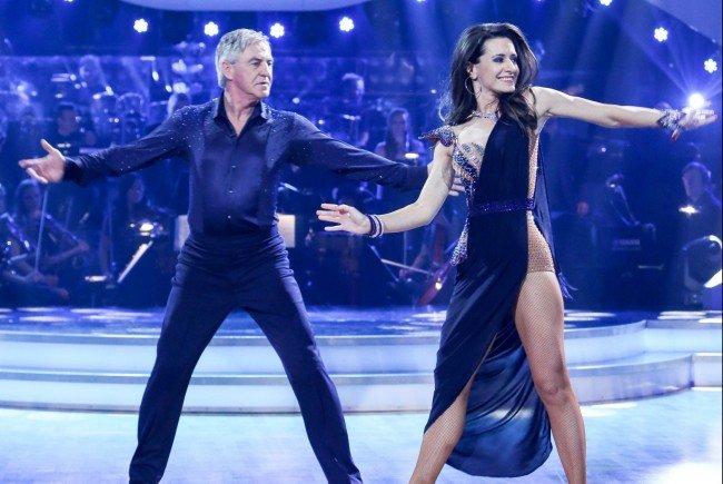 """Walter Schachner scheidet in der 6. Show von """"Dancingstars"""" aus."""