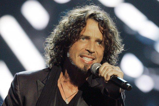 Rocksänger Chris Cornell starb im Alter von 52 Jahren.