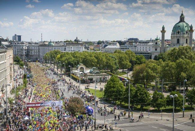 Am Sonntag wird beim Wings for Life World Run wieder für den guten Zweck gelaufen.