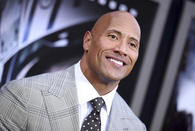 """Dwayne """"The Rock"""" Johnson kann sich vorstellen für das Amt des Präsidenten zu kandidieren."""