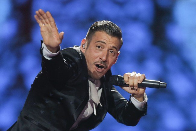 "Francesco Gabbani mit ""Occidentali's Karma"" gilt als Favorit"
