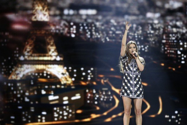 Leut Google-Anfragen gewinnt Alma den Eurovision Song Contest 2017