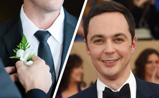 """Big Bang Theory""-Star Jim Parsons heiratete seinen Freund"