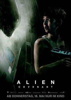 Alien: Covenant – Trailer und Kritik zum Film