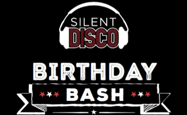 Wir verlosen 2x2 Tickets für den SILENT DISCO BIRTHDAY BASH