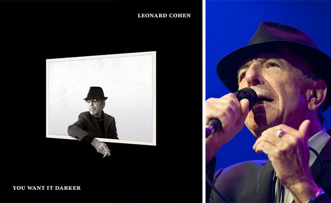 """Berührendes Abschiedsalbum: """"You want it darker"""" von Leonard Cohen"""