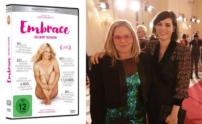 """""""Embrace"""" thematisiert ein positiveres Körperbild abseits gesellschaftlicher Normen"""