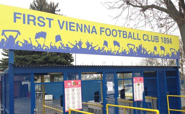 Vienna: Zwangsabstieg von Österreichs ältestem Fußball-Club aufgehoben