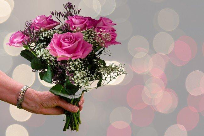 Zum Muttertag rollt der Rubel - vor allem für Blumen